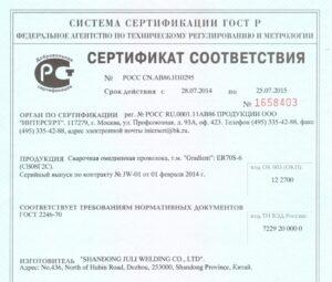 Срок действия сертификата соответствия и декларации